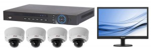 Package deals for security camera systems, dvr & screen